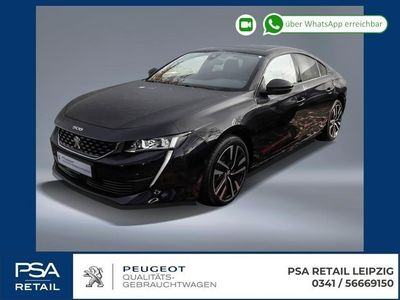gebraucht Peugeot 508 BlueHDi 180 EAT8 S&S GT Memory/Massagesitz