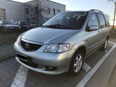 gebraucht Mazda MPV 2.0 TD 1.Hand/Klima/El.Fenster/6-Sitze/TÜV Neu