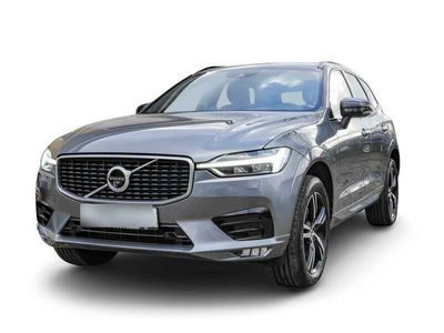 gebraucht Volvo XC60 T5 AWD Geartronic R-Design