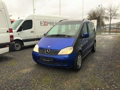 gebraucht Mercedes Vaneo EURO.3