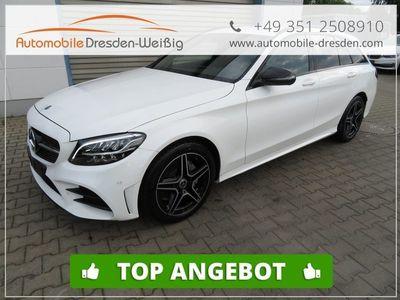 gebraucht Mercedes C200 T AMG 9G Tronic OPF*Navi*Kamera*LED*WLTP