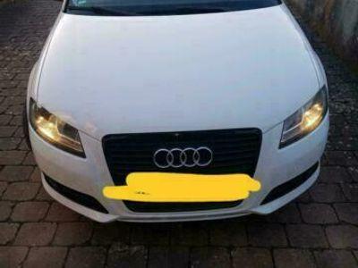 gebraucht Audi A3 weiß TFSI