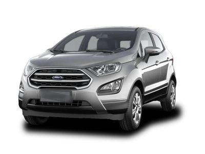 gebraucht Ford Ecosport 1.0 EcoBoost COOL&CONNECT #WINTERPAKET