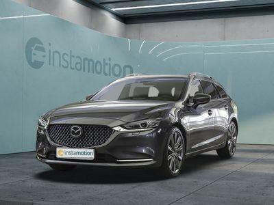 gebraucht Mazda 6 62.5 SKYACTIV-G 194 Sports-Line EURO 6d-TEMP