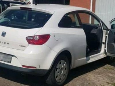 used Seat Ibiza 1,2 Reference weiß