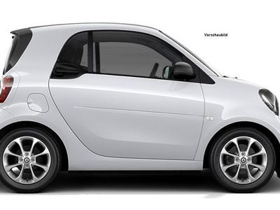 gebraucht Smart ForTwo Coupé 52 kW twinamic Passion LEd PanoDa SHZ