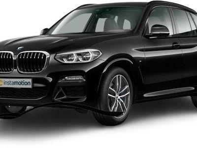 gebraucht BMW X3 X3xDrive30i M SPORT AT Innovationsp. Navi Prof.