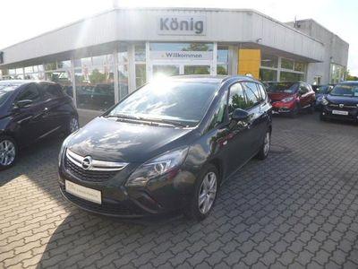 gebraucht Opel Zafira 1.4 Turbo Edition