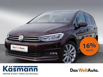 gebraucht VW Touran 1.5 TSI Highline LED*Navi*PDC*Sitzhz.