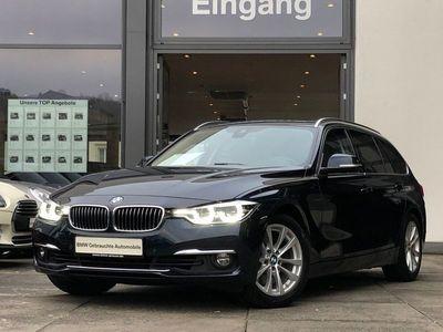 gebraucht BMW 325 d Touring Luxury Line