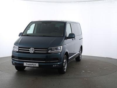 gebraucht VW Multivan T6Comfortline TDI 146 kW DSG   ACC schwarz