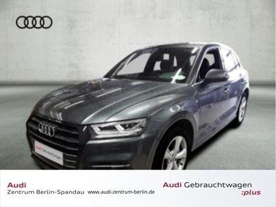 gebraucht Audi Q5 TFSI e 55 qu. S line *LuftF*MATRIX*B&O*RAUTE*