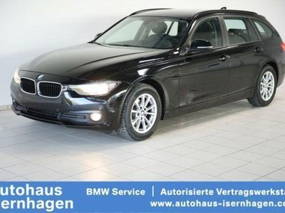 gebraucht BMW 318 d Touring Advantage Navi Sitzheizung PDC Alu