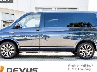 gebraucht VW Multivan T6Generation Six 4Motion 2.0 TDI ACC