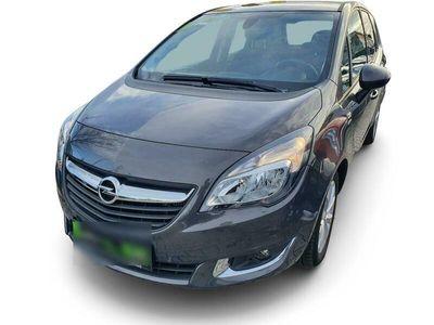 gebraucht Opel Meriva B 1.4T drive Sitz-/Lenkradh PDC