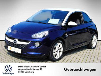gebraucht Opel Adam 1.2 Jam Alu Klima Sitzh. 1.Hd. PDC Tempomat