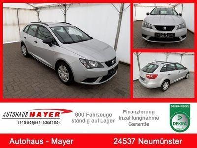 gebraucht Seat Ibiza ST 1.0 MPI Reference, Navi, Klima, EURO6, Fr