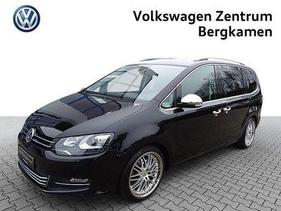 gebraucht VW Sharan 2.0 TDI HIGHLINE DSG/XENON/ALU18/Navi