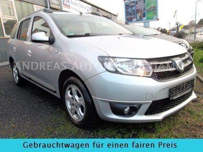 käytetty Dacia Logan MCV II Prestige Klima,Navi,1Hd,Alu+WR,PDC