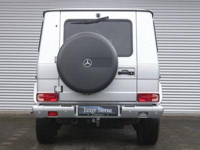 gebraucht Mercedes G350 d S-W Comand+Kamera+Xenon+Tempomat+SHZ