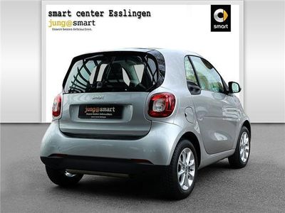 gebraucht Smart ForTwo Coupé passion (52kW)