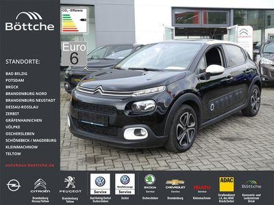 gebraucht Citroën C3 PureTech 110 S&S EAT6 Shine KAMERA NAVI EU6