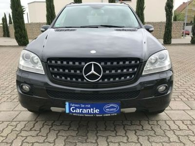 used Mercedes ML320 CDI*Teilleder**TOP***