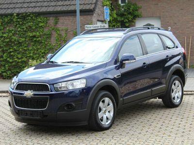 gebraucht Chevrolet Captiva 2.2 D LS 2WD Navigation/Kamera/Tüv