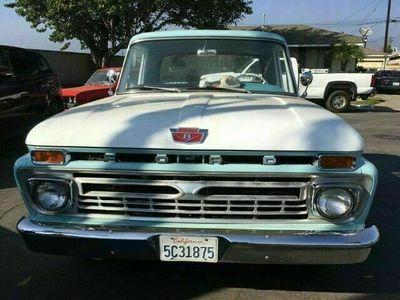 gebraucht Ford F100 Pick up BJ 66 zu verkaufen