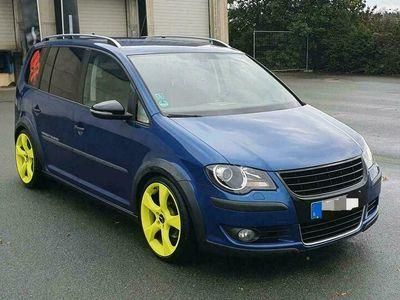 gebraucht VW Touran Cross 2.0 TDI DPF 7-Sitzer