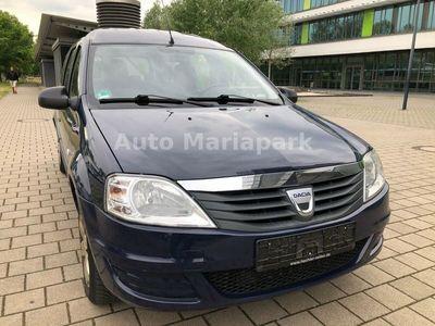 gebraucht Dacia Logan MCV Ambiance*1 Hand*Scheckheft*TÜV*8-Fach*