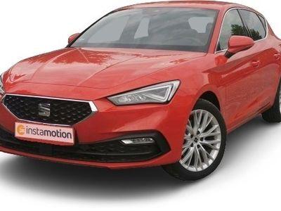 gebraucht Seat Leon LeonXcellence 2.0 TDI LED Keyless ACC Parklenkass. Fernlichtass. PDCv+h LED-hinten LED-Tagfahrlicht