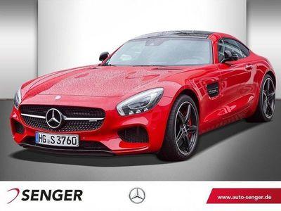 gebraucht Mercedes AMG GT S COMAND Keyl.Go Memorypaket Leder LED-Sc