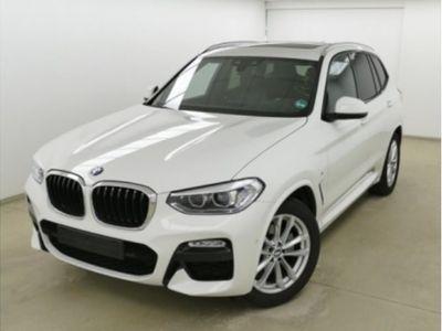 gebraucht BMW X3 xDr.20d M Sport Leder DrvAs.KomfZ.Kamera Pano