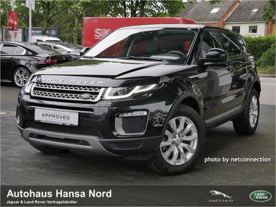 gebraucht Land Rover Range Rover evoque RRTD4 180PS