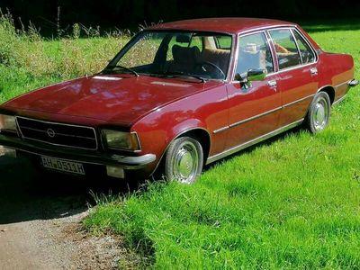 gebraucht Opel Rekord D 2000 Berlina Ausstattung Bau...