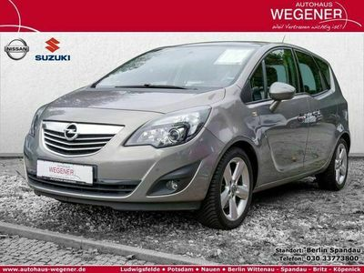 gebraucht Opel Meriva B 1.4 Innovation