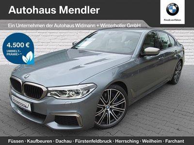 used BMW M550 d xDrive Limousine