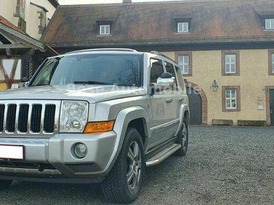 gebraucht Jeep Commander Limited 5.7 V8 4x4 HEMI Autom. LPG
