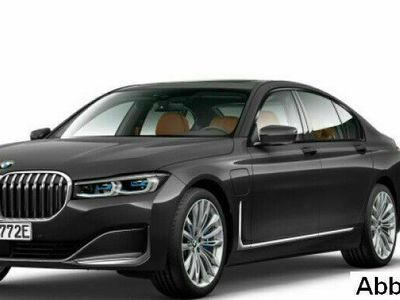 gebraucht BMW 745L e Innovationsp. Komfortsitze K RFT