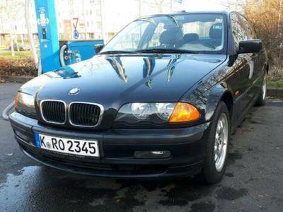 käytetty BMW 2000 3er e46, EZ.