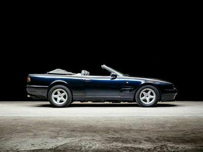 gebraucht Aston Martin Virage Volante | Deutsch | orig. LHD | SH | als Cabrio/Roadster in München