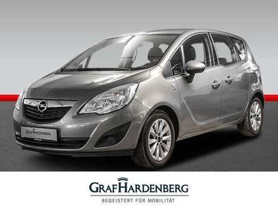 gebraucht Opel Meriva B 1.4 Active ParkPilot Klima Sitzhzg