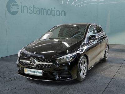 gebraucht Mercedes B200 B 200AMG AMG+MBUX+LED+KAMERA+AHK+PARKTRONIC+
