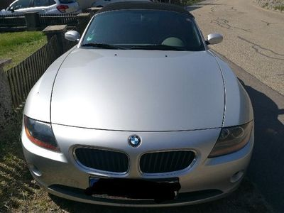 käytetty BMW Z4 roadster 2.5i