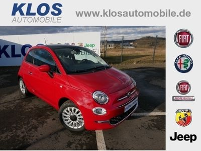 gebraucht Fiat 500 1.2 8V LOUNGE 69PS E6DTEMP NAVI APPLE CARPLA