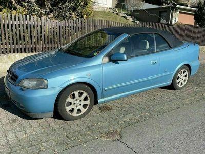 gebraucht Opel Astra Cabriolet G 2.2 Automatik Xenon absolut...