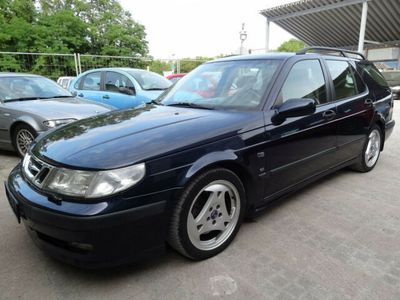 gebraucht Saab 9-5 2.3t SE Sport-Kombi *Klima*Leder*TÜV NEU*