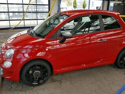gebraucht Fiat 500S - 1. Hand Automatik Leder - erst 4700km