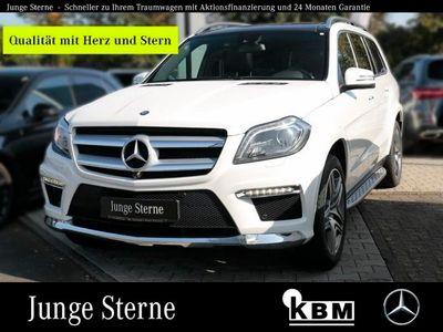 "gebraucht Mercedes GL500 4M AMG °PAN-SD°SOUND°MEMORY°21""°AIRMATIC°"
